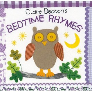 Barefoot Books Clare Beaton's Bedtime Rhymes