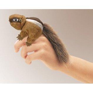 Folkmanis Chipmunk Finger Puppet
