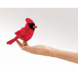 Folkmanis Cardinal Finger Puppet