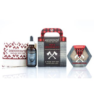 Anointment Anointment Men's Grooming Set