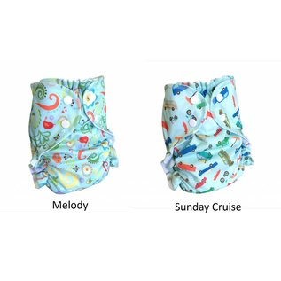 AMP Diapers AMP Small Diapers