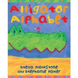 Barefoot Books Alligator Alphabet