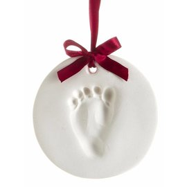 Pearhead Babyprints Holiday Ornament