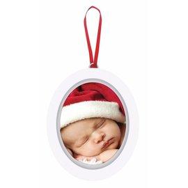 Pearhead Babyprints Holiday Photo Ornament