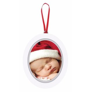 Pearhead Babyprints Holiday Photo Ornament