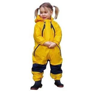 Tuffo Muddy Buddy Waterproof Coveralls/Rainsuit - Yellow