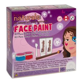 Kiss Naturals Kiss Naturals Mini Face Paint