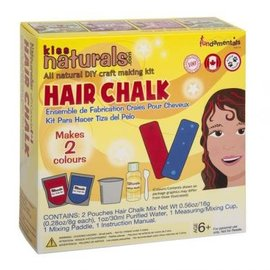 Kiss Naturals Kiss Naturals Mini Hair Chalk Kit