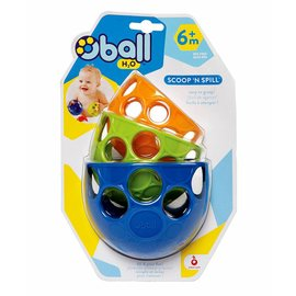 Oball Oball H2O Scoop'n Spill Bath Toy