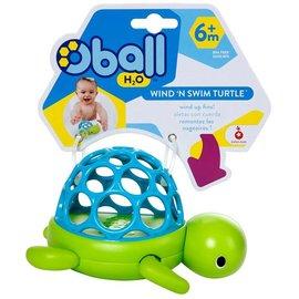Oball Oball H2O Wind 'n Swim Turtle