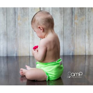 AMP Diapers AMP OS Diapers, Solids (3)