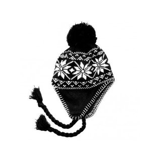 Snow Stoppers Knit Sherpa Hat