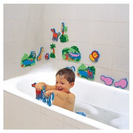 Edushape Jungle Fun Magic Creations Bath Toy