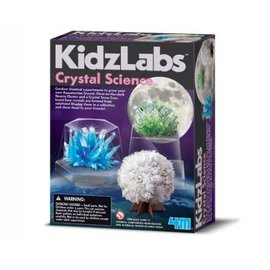 4M Crystal Science