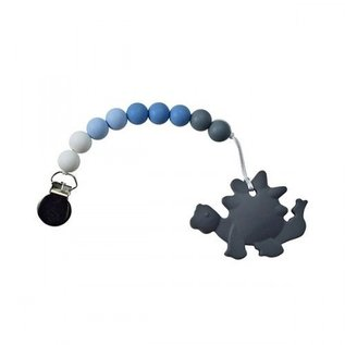 Footsie Teether Gumball Dino Teether