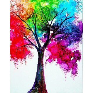 Jen Power Art Paint Class for Youth March 4, 2pm