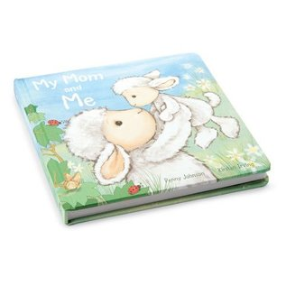 Jellycat Jellycat My Mom and Me Book
