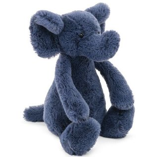 Jellycat Jellycat Bashful Elephant, Small