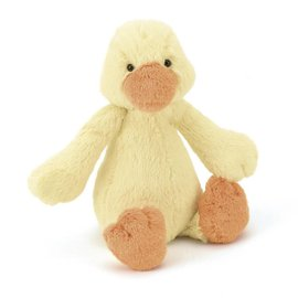 Jellycat Jellycat Bashful Duckling, Small