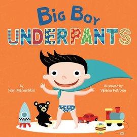 PenguinRandomHouse Big Boy Underpants Board Book