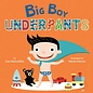 PenguinRandomHouse Big Boy Underpants Board Book