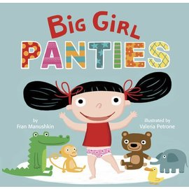 PenguinRandomHouse Big Girl Panties Board Book