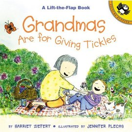 PenguinRandomHouse Grandmas Are for Giving Tickles Book