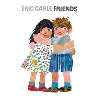 PenguinRandomHouse Eric Carle Friends Board Book