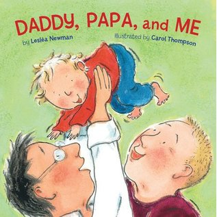 PenguinRandomHouse Daddy, Papa, and Me Board Book