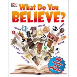 PenguinRandomHouse What Do You Believe? Book