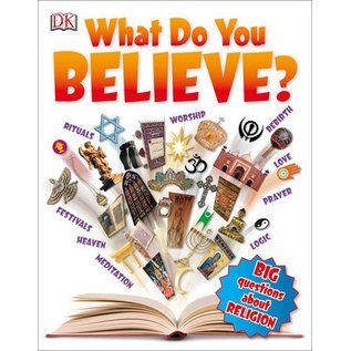 PenguinRandomHouse What Do You Believe? Book