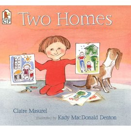 PenguinRandomHouse Two Homes Book