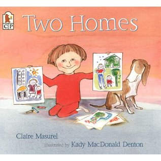 PenguinRandomHouse Two Homes Book