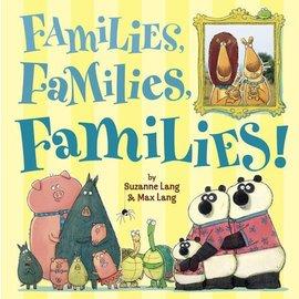 PenguinRandomHouse Families, Families, Families! Book