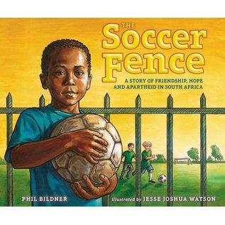 PenguinRandomHouse The Soccer Fence