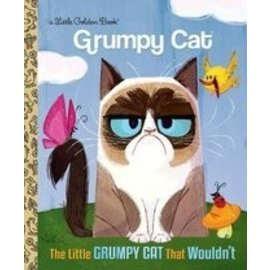 PenguinRandomHouse The Little Grumpy Cat That Wouldn't