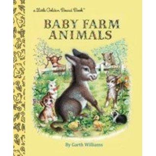 PenguinRandomHouse Baby Farm Animals