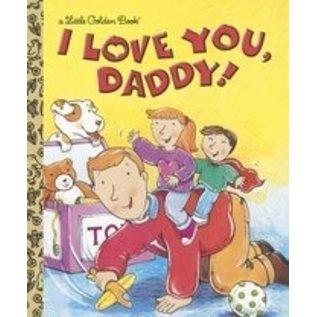 PenguinRandomHouse I Love You, Daddy!