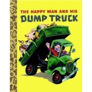 PenguinRandomHouse The Happy Man And His Dump Truck