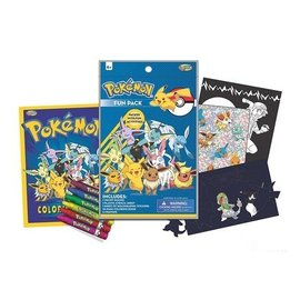 Just For Laughs Pokemon 10pc Fun Pack