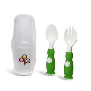 Zoli Zoli Fork & Spoon Set