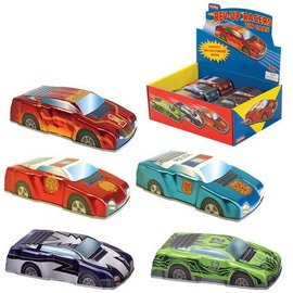 Schylling Rev-Up Racers Tin Cars