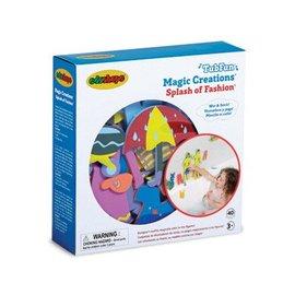 Edushape Splash of Fashion Magic Creations Bath Toy