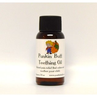 Punkinbutt Punkinbutt Teething Oil