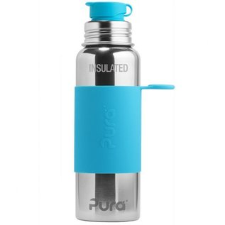 Pura Pura 22oz Insulated Sport Bottle