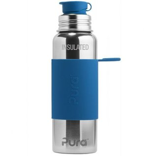 Pura Pura 22oz Insulated Sport Bottle