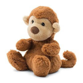 Jellycat Jellycat Little Poppet Monkey