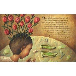 Barefoot Books Des fleurs pour Angélina
