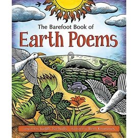 Barefoot Books My Big Barefoot Book of Earth Poems