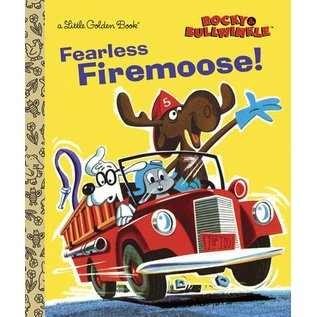 PenguinRandomHouse Fearless Firemoose